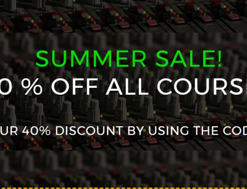 Pro Mix Academy SUMMER SALE!