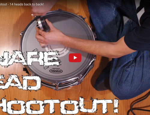 Snare Head Shootout!